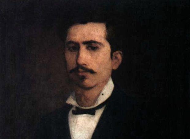 Κώστας Κρυστάλλης (1868 – 1894): Ηπειρώτης λογοτέχνης, ο «τραγουδιστής του χωριού και της στάνης», ο ποιητής που ύμνησε όσο κανένας άλλος τα λεβέντικα βουνά και τη ζωή της υπαίθρου.