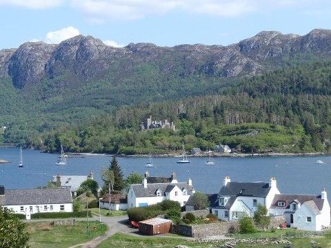 Highlands of Scotland. Credit: Lou Williams