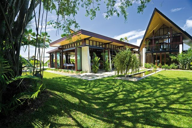 Niramaya Villas - Port Douglas from $486 p/n Enquire http://www.fnqapartments.com/accommodation-port-douglas/room-threebedroom/pg-3/ #portdouglasaccommodation
