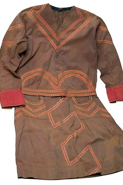 Maria Bonita: vestido de batalha, 1938
