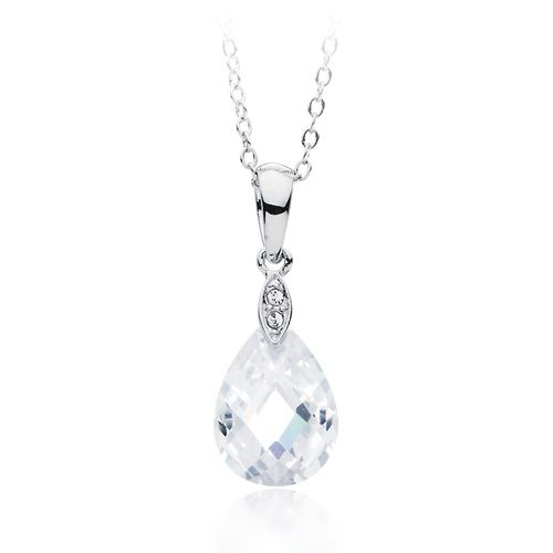 Crystal Wonder Pendant with Swarovski® Crystals