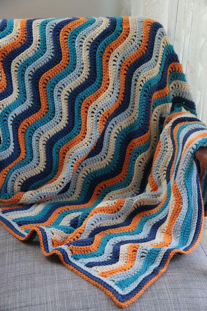 Bobbing Along Blanket