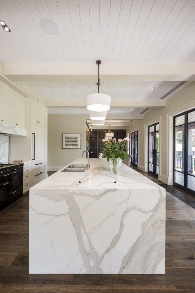 Stunning Calacatta Marble