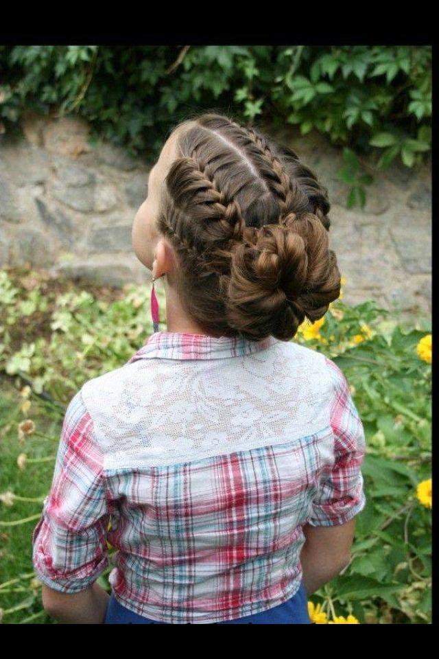 39 besten flechtfrisuren bilder auf pinterest   für kinder