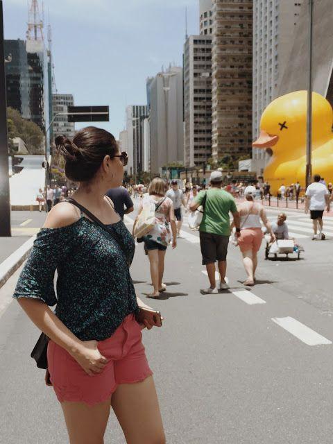 Bonitona te leva: Passeio pela Paulista, Liberdade e Forever 21 | Bem Bonitona