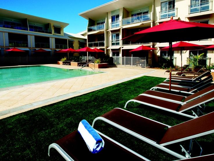 Oaks Broome - Pool