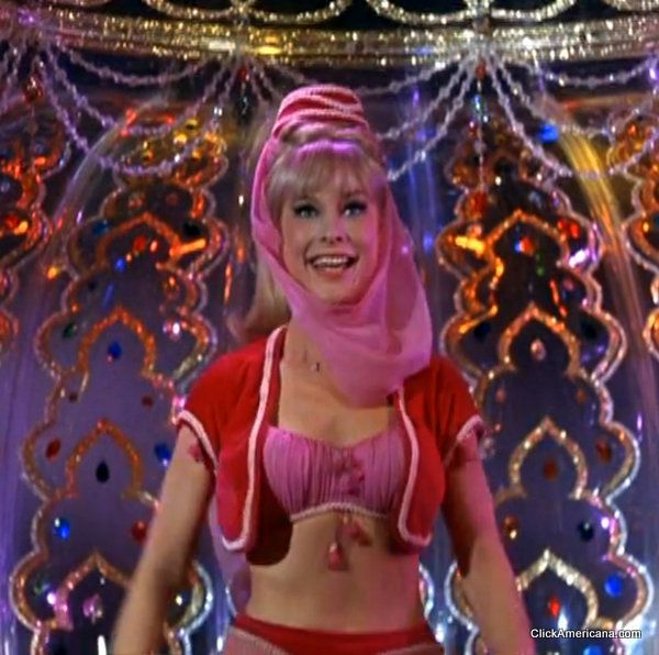 I Dream of Jeannie: Inside the bottle (1966)