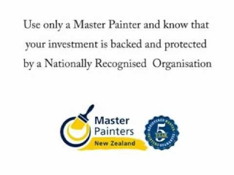 #masterpainters. For a professional, convenient, safe and secure job you can't go past a Registered Master Painter. Master Painters only accept members after a thorough assessment of their skills as painters and integrity as a contractor. http://www.thehousepainters.co.nz/auckland-master-painters.aspx