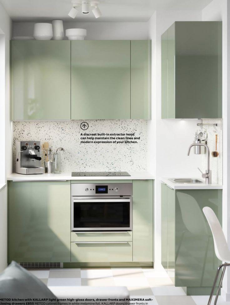 Callarp Ikea Kitchen Ikea Kitchen Kitchen Remodel Small