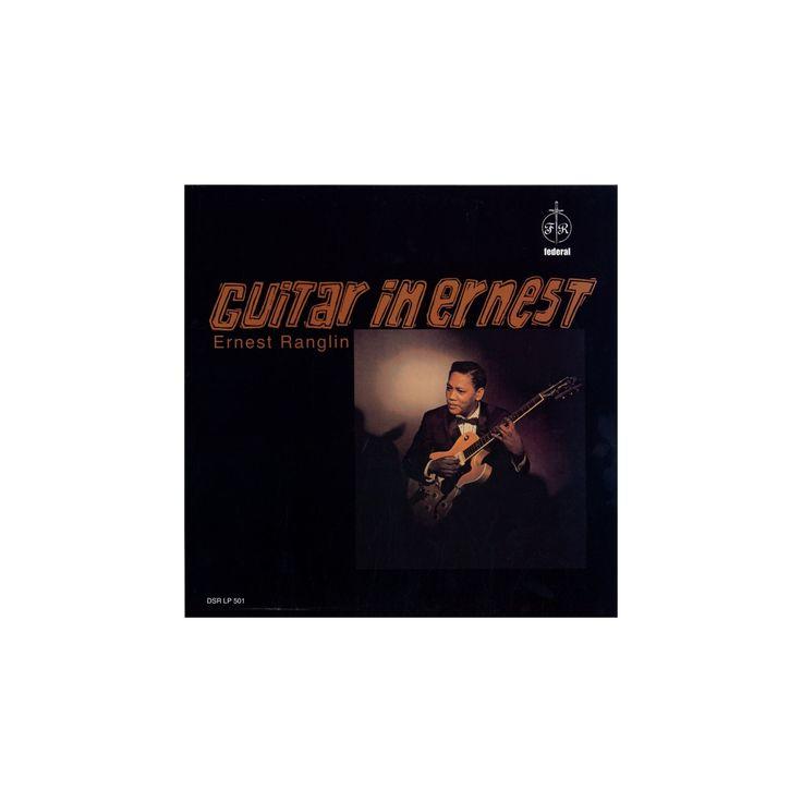 Ernest ranglin - Guitar in ernest (Vinyl)