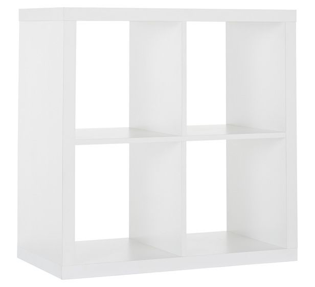 Matrix 4 Shelf Cube