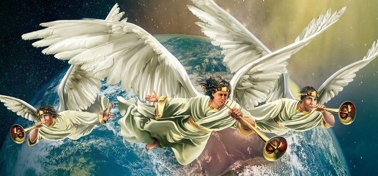 Oraciones de los 3 poderosos Ángeles para pedir 3 Imposibles de Amor, Salud y Dinero Amadísimo Arcángel Gabriel, anunciador de la vida, Arcángel