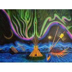 Native American Church Art | Native American Church Notebooks | Native American Church Journals ...