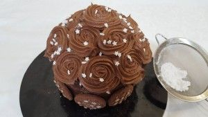 Cup cake pandistelle
