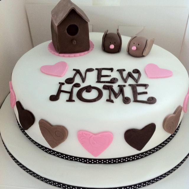 Cake, House Cake, Housewarming Cake