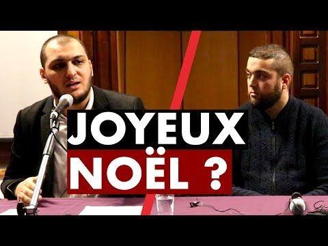 "LE MUSULMAN PEUT-IL SOUHAITER ""JOYEUX NOËL"" ? - IMAM BOUSSENNA - YouTube"