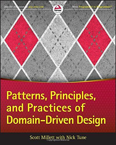 Patterns, Principles, and Practices of Domain-Driven Design book cover