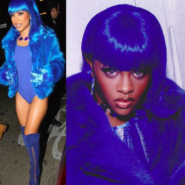 These 8 Celebs Won Halloween This Year Black Girl Halloween Costume 90s Halloween Costumes 2015 Halloween Costumes