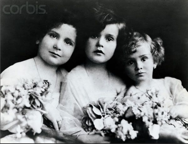 The Gabor sisters c. 1920.