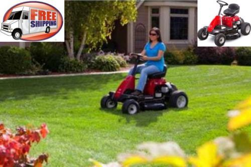 24-034-Sitting-Lawn-Mower-Rear-Engine-with-Mulch-Kit-6speed-by-Murray-free-shipping
