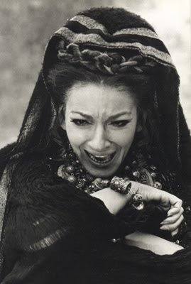 Maria Callas - I believe the best female Opera Singer that ever lived!