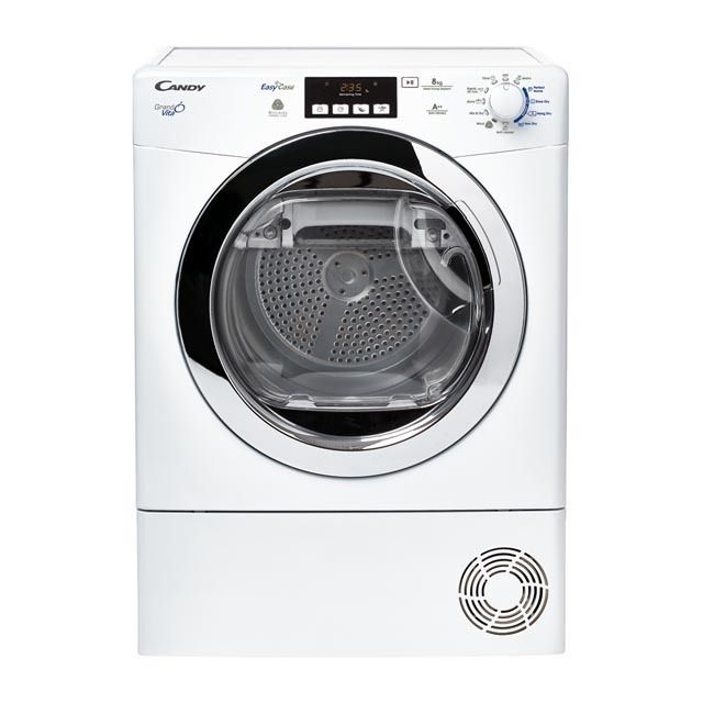 Buy Candy Gvh D813a2 S 8kg A White At Bestbuycyprus Com For 748 00 With Free Delivery Tumble Dryers Kitchen Large Appliances Tumble Dryer
