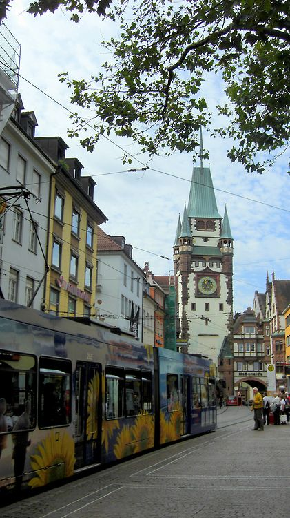 Freiburg - Kissed by the sun | Discover Germany - YouTube