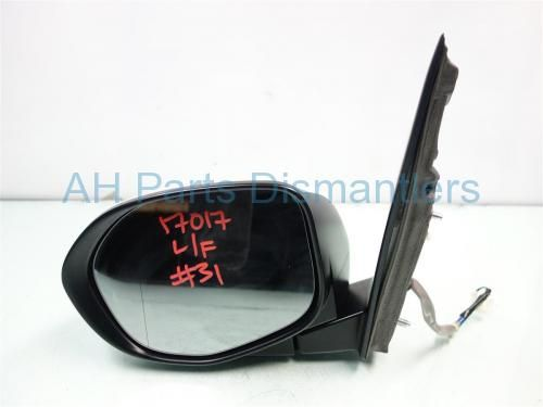 Used 2014 Honda Odyssey Driver SIDE REAR VIEW MIRROR WHITE DISTORTED COLOR 76250-TK8-A51ZF	 76250TK8A51ZF	. Purchase from https://ahparts.com/buy-used/2014-Honda-Odyssey-Driver-SIDE-REAR-VIEW-MIRROR-WHITE-76250-TK8-A51ZF-76250TK8A51ZF/122871-1?utm_source=pinterest