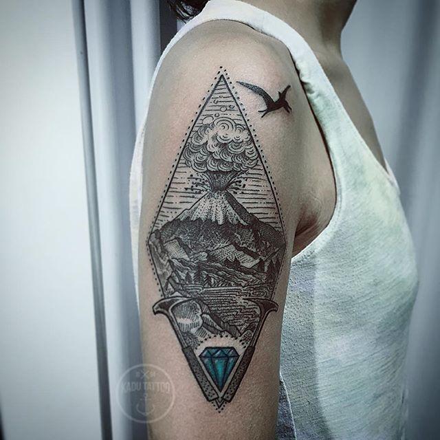 Geology Tattoo ...