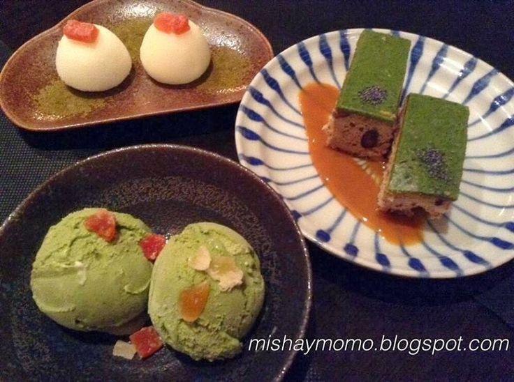 Misha y Momo: Tora, Taberna japonesa