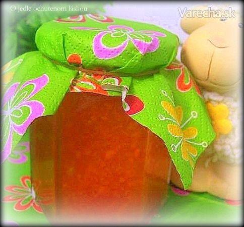 Zajačie raňajky alebo recept na výbornú veľkonočnú marmeládu - Recept