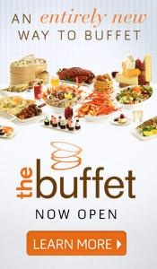 Buffet | Las Vegas Hotels - ARIA Rooms at CityCenter
