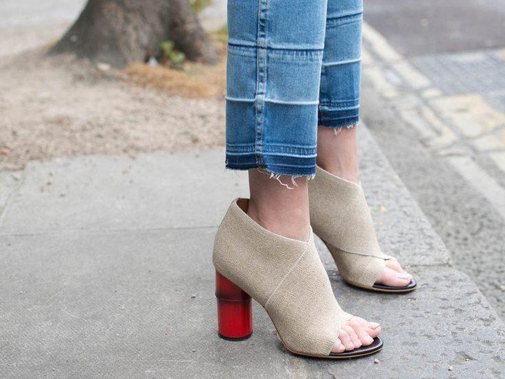 Jeans-Trend: Das machen wir SOFORT nach: abgeschnittene Jeans