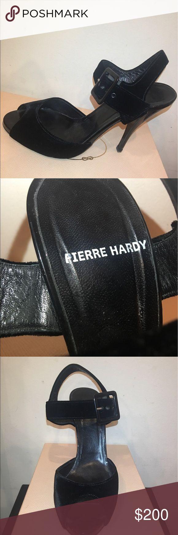 Pierre Hardy heels Gently used (worn twice) Pierre Hardy Shoes Heels