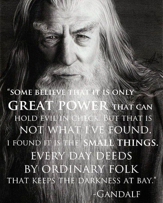 Where Angels Fear To Tread I Have Been Tolkien Fan Gandalf