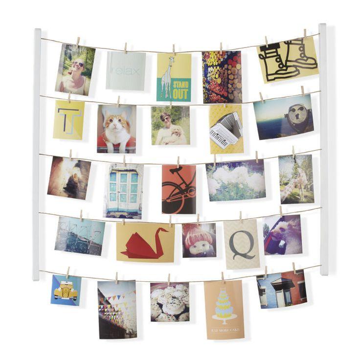 Shop wall frames and photo displays for graduation, weddings, birthdays, special events. | Umbra , hangit photo display | Umbra