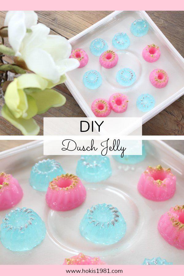 DIY Lush-Dusch Jelly selber machen