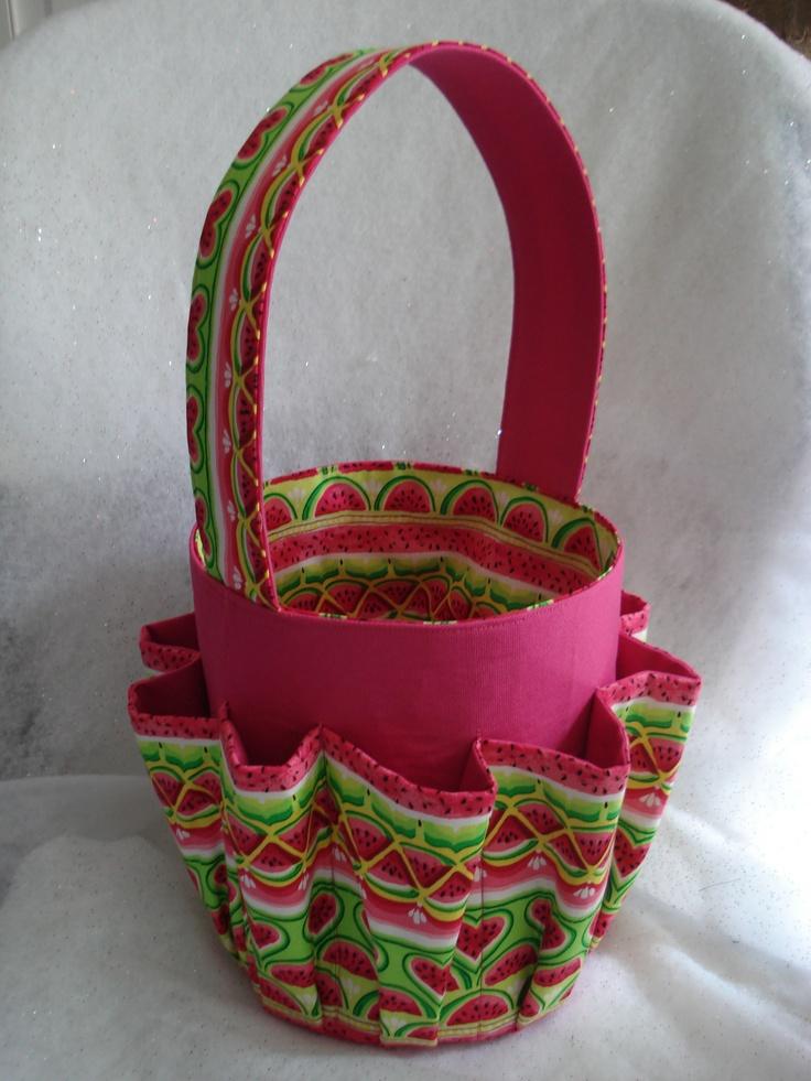 Pink Watermelon Bingo Bag