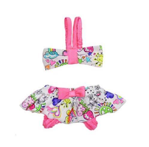 Barbados Bikini - Dog Swimsuits/Dog Swimwear - Puppylovecouture.com   Dog Swimsuits, Designer Dog Swimsuits, Dog Swimwear, Designer Dog Swimwear, Dog Clothes, Dog Clothing, Designer Dog Clothes, Designer Dog Clothing