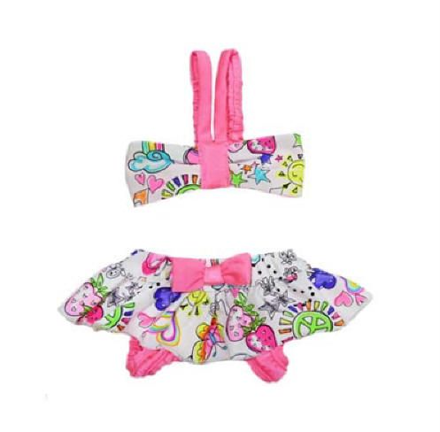 Barbados Bikini - Dog Swimsuits/Dog Swimwear - Puppylovecouture.com | Dog Swimsuits, Designer Dog Swimsuits, Dog Swimwear, Designer Dog Swimwear, Dog Clothes, Dog Clothing, Designer Dog Clothes, Designer Dog Clothing