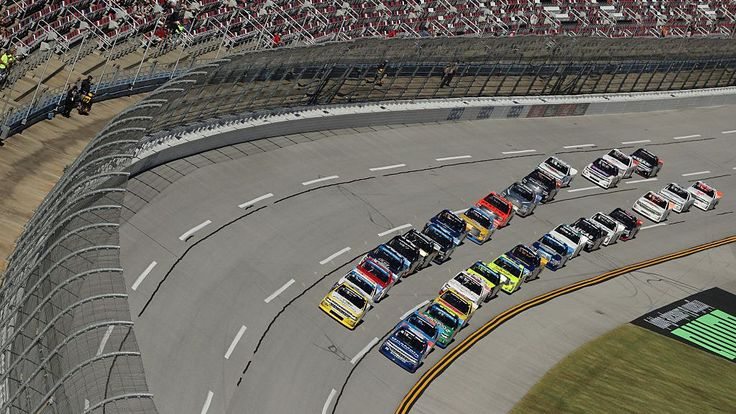 Today's schedule at Talladega: NASCAR Cup qualifying, Truck qualifying and race – NASCAR Talk