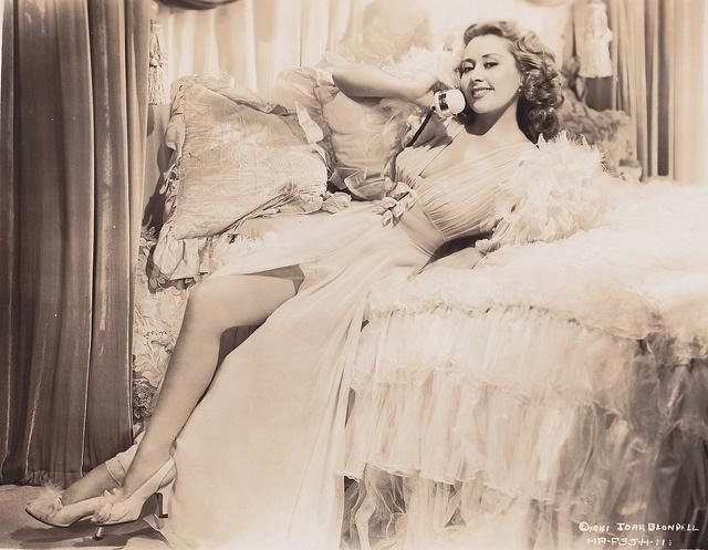 Joan Blondell - 1941 in Topper Returns.