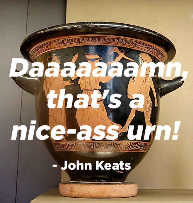 john keats thesis Negative capability was a phrase first used by romantic poet john keats in 1817 to characterise the this thesis of negative capability addresses the problem of.