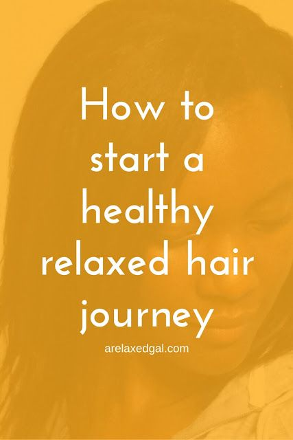 Hair tip: How to start a healthy hair journey whether your hair is relaxed, colored or natural ~ A Relaxed Gal