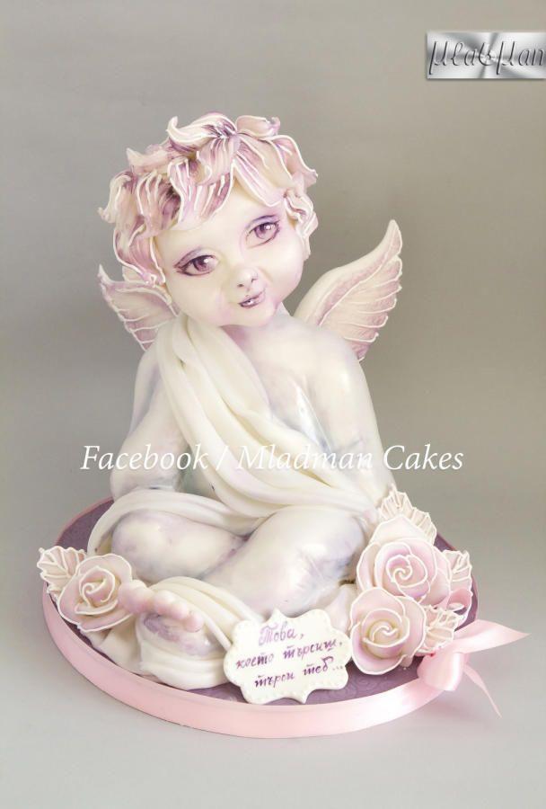 Angel Cake Ideas