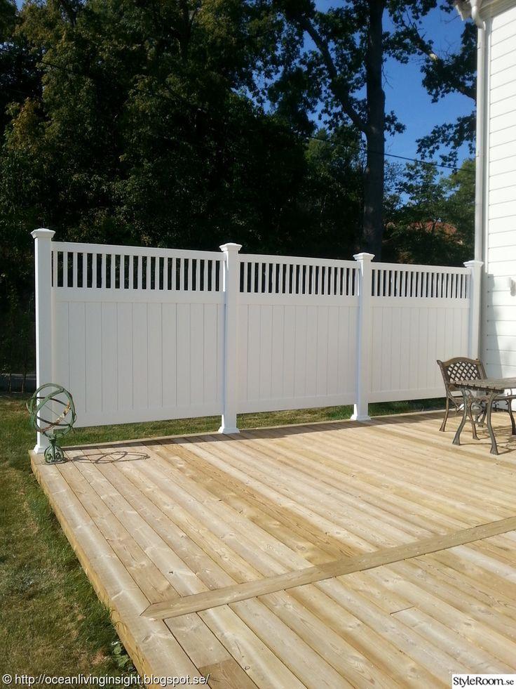 insynsskydd,insynsplank,altan,staket
