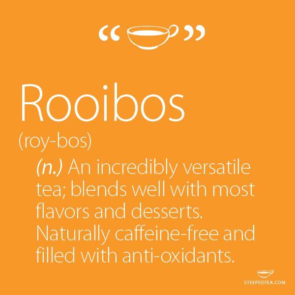 Rooibos loose leaf tea. Naturally caffeine-free and filled with anti-oxidants! kareenstea@gmail.com or Facebook.com/KareensTea