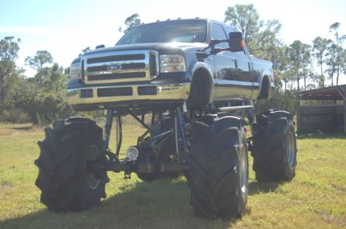 Now that is a ford truck!!!
