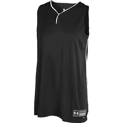 Baseball Shirts and Jerseys 181342: Under Armour Womens Relay Henley Softball Jersey -> BUY IT NOW ONLY: $31.99 on eBay!