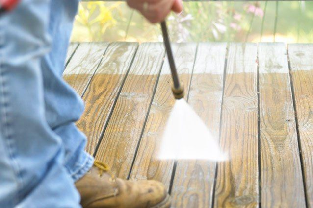 Having your home's exterior and windows power-washed with a pressure washer won't just make your home look sharp, it will also prevent the g...